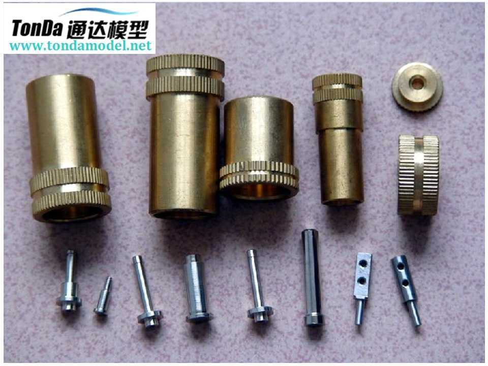 Precison Machined Autos/Cars/Automotives/Motorcycles Parts with Aluminum, Alloy, Brass, Steel (CNC Machining, Milling, Turning, cutting)