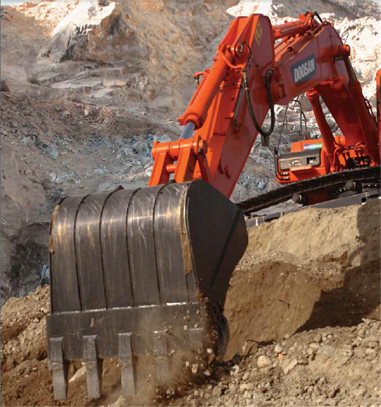 Doosan Dx300LC 30 Ton Crawler Excavator for Sale
