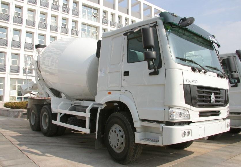 HOWO 6X4 10 M3 Concrete Mixer Truck (ZZ1257N3847)