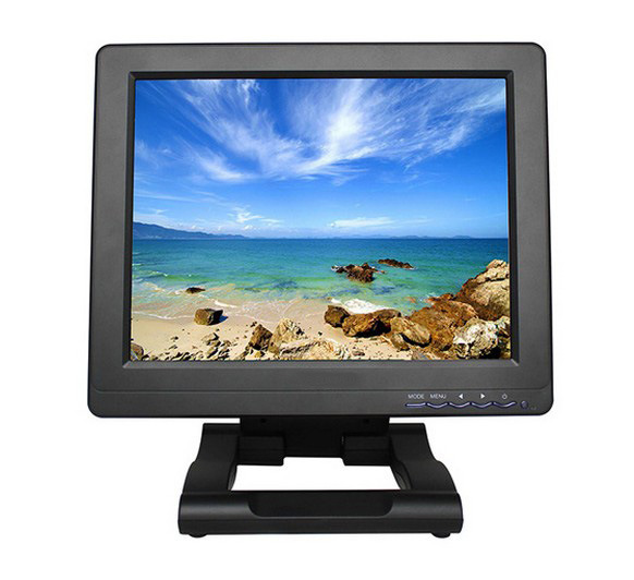 12 Inch LCD Touch Screen Computer Display