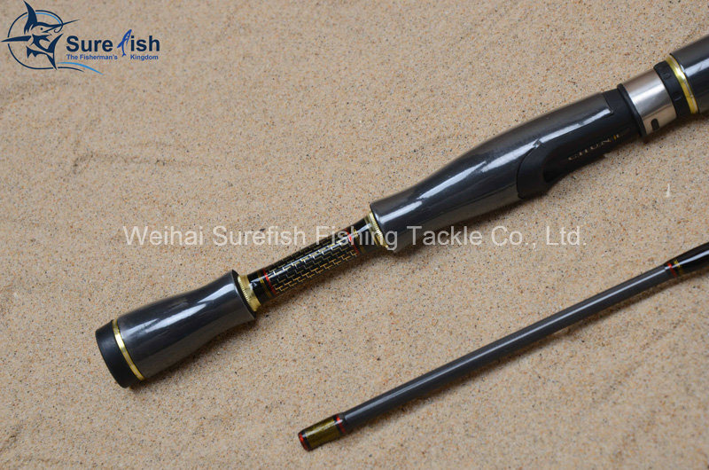Wholesale Carbon Spinning Fishing Rod Fishing Tackle