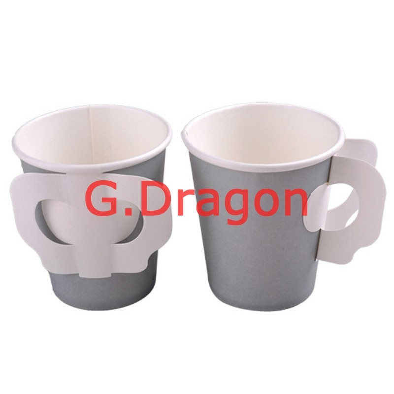 1.5-32 Ounce Hot Beverage Paper Cups and Lids (PC023)