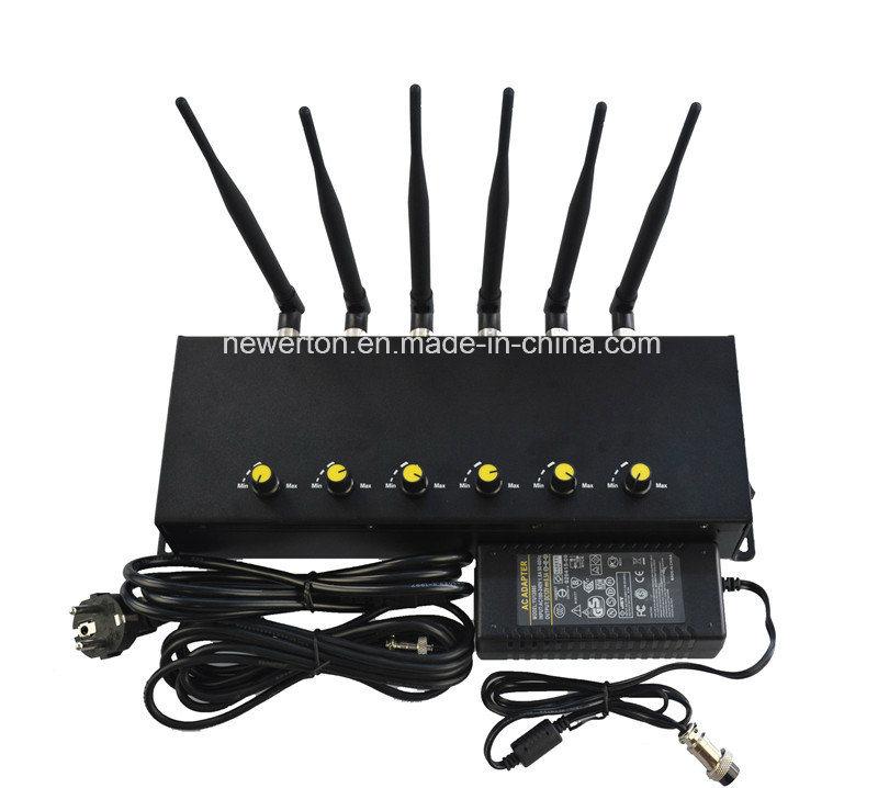 Mobile Phone Signal Jammer Blocker 2g/3G/4G Jammer