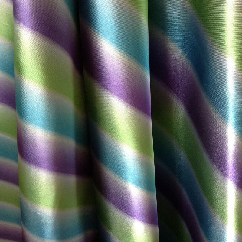 Yuhua Design Shinning Print Blackout Curtain Fabric (YH-SSYH245)