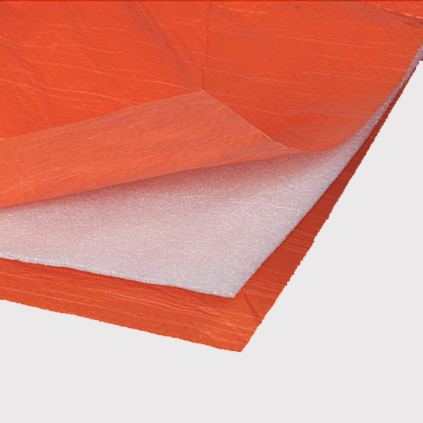 Winter Enclosure Insulated Tarp with Foam