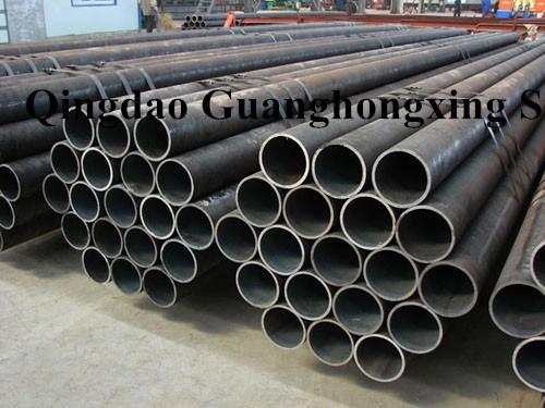 ASTM a 106, A53, API, St37, Seamless Steel Tube