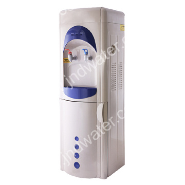 Hot and Cold Compressor Cooling Water Dispenser
