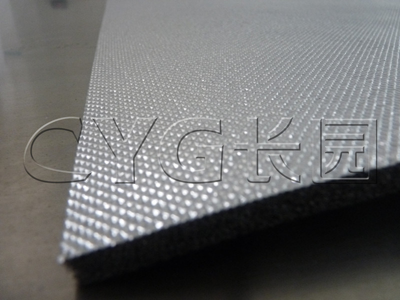 Aluminum Heat Insulation Soundproof Material for Auto Engine