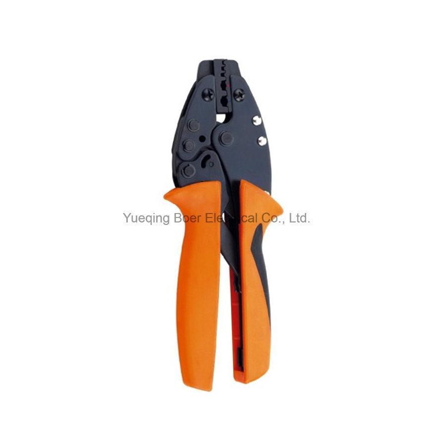 Auto Hexpress Crimping Tool Straight Hand
