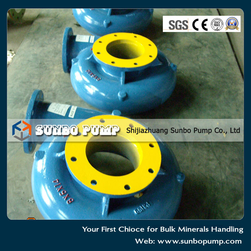 Mud Centrifugal Slurry Pump Spare Parts
