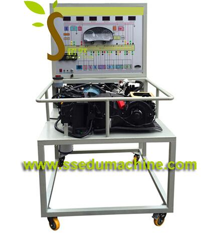 Car Training Equipment Automobile Teaching Equipment Educational Stand