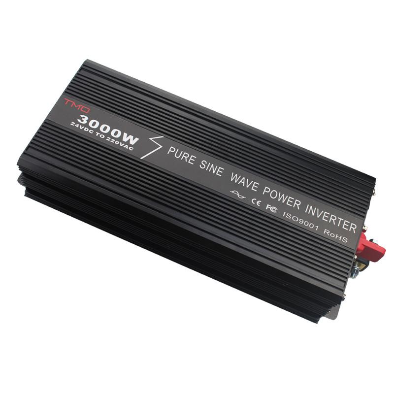 3000W Power Inverter DC 12V to 110V AC Converter with Dual USB Output