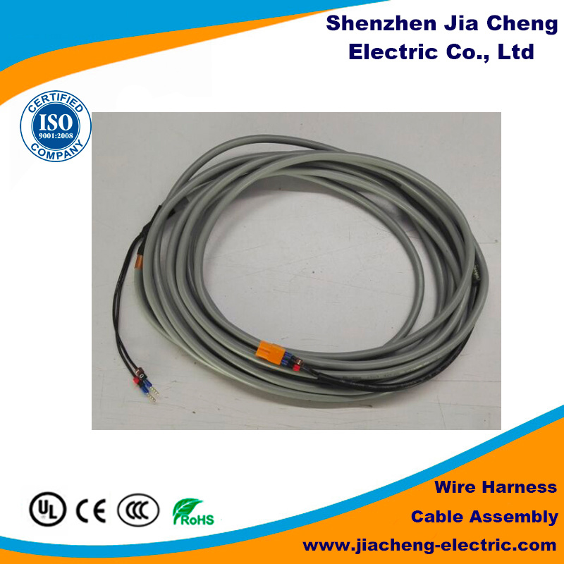Wire Connector Female Wiring Harness AMP