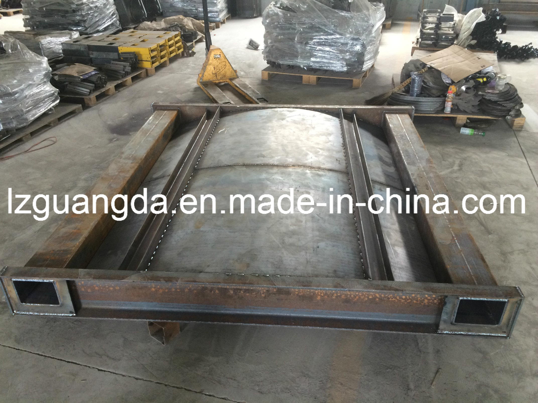 Low Price Stainless Steel Sheet Metal Stamping Part/Stainless Steel Parts with Welding