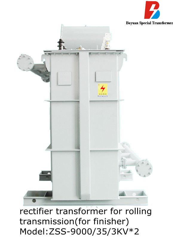 Medium Frequency Power Supply Using Rectifier Transformer (ZPS-1800/10)