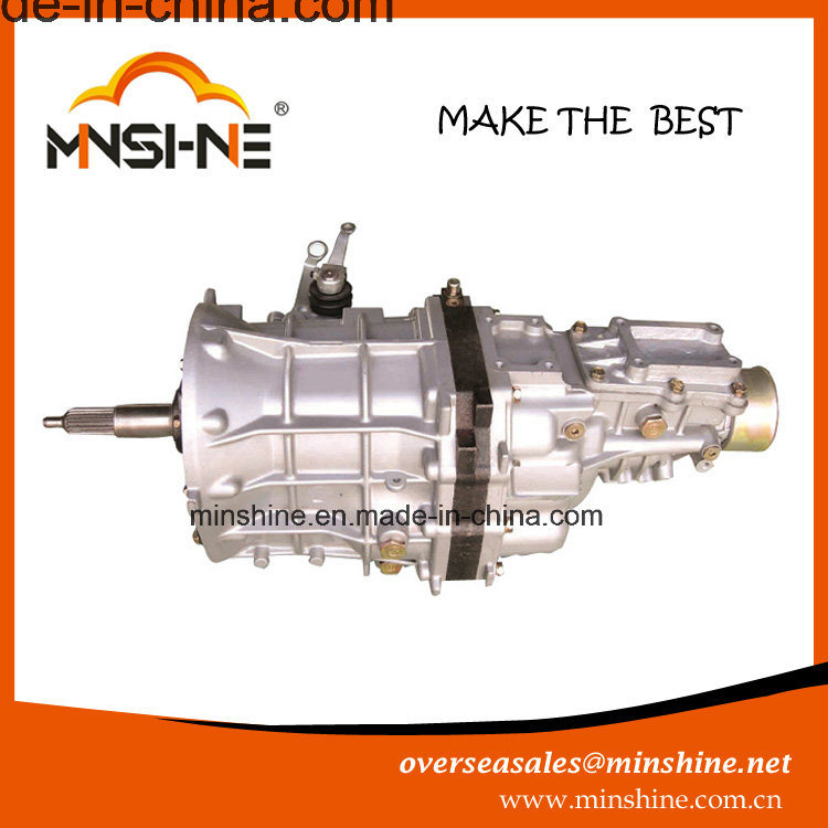 OEM Gearbox for Hiace (New) Quantum 2TR/2KD