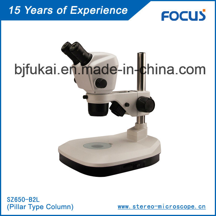 High Quality 0.68X-4.7X Binocular Microscope with Chinese Wholesaler