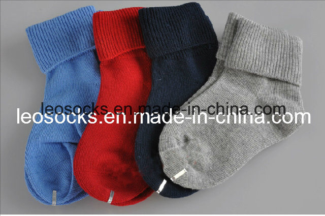 Wholesale High Quality Orgnic Cotton Newborn Baby Socks
