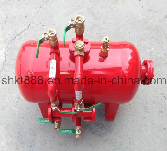 Fire Fighting Equipment- Foam Bladder Tank