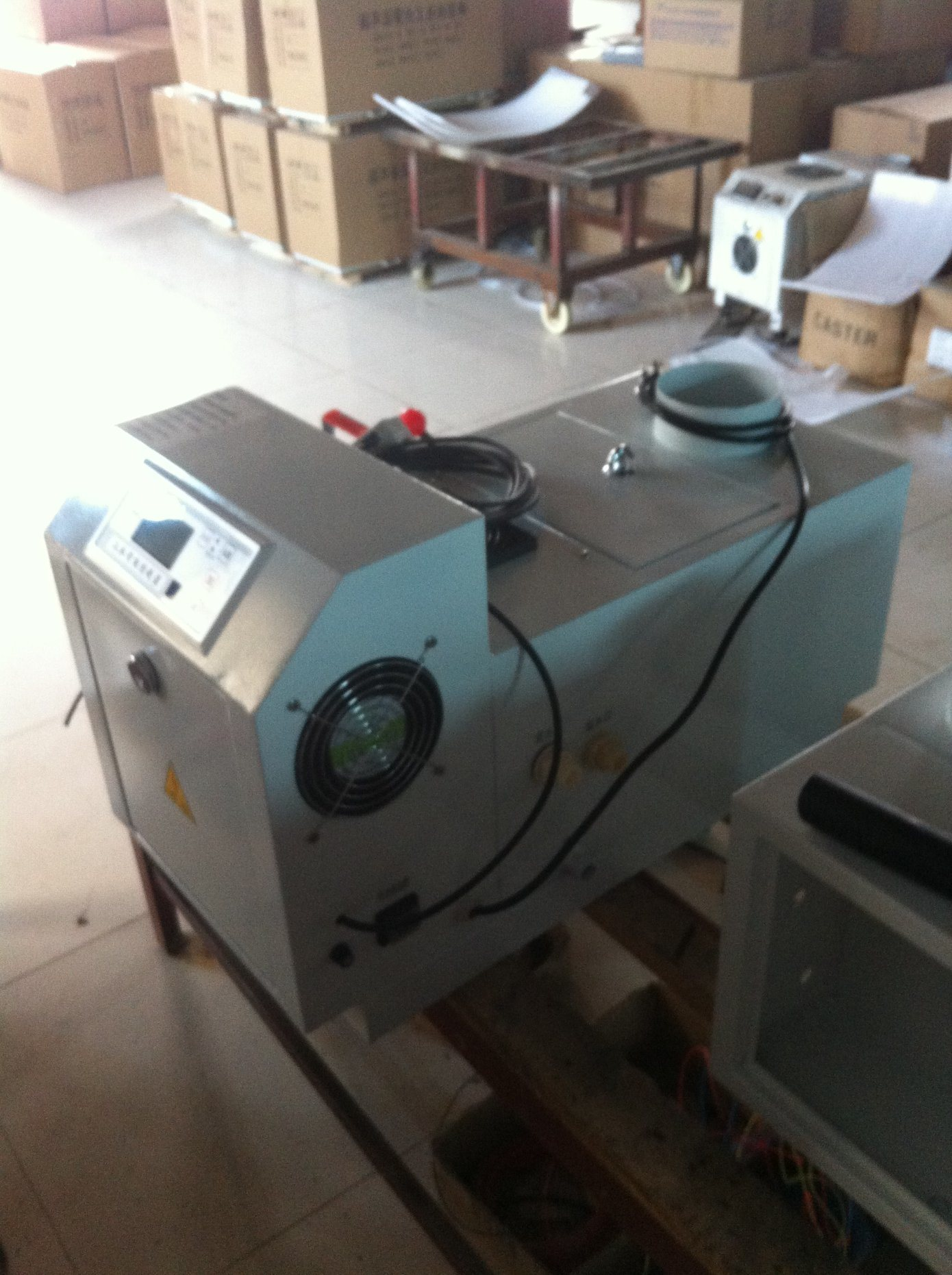 Dq-026 Humidifier for Dedusting, Professional Humidifier Manufacturer