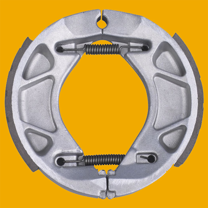 Factory Price Motorbike Brake Shoe, Motorcycle Brake Shoe for EGO
