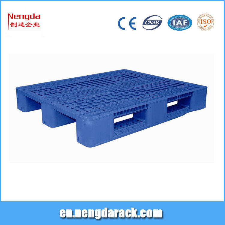 Durable 1200*1000mm Plastic Pallet for Storehouse