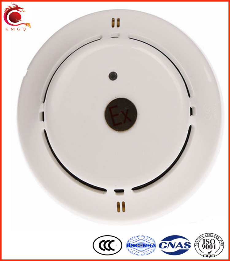 Fire Alarm Explosion-Proof Smoke Detector