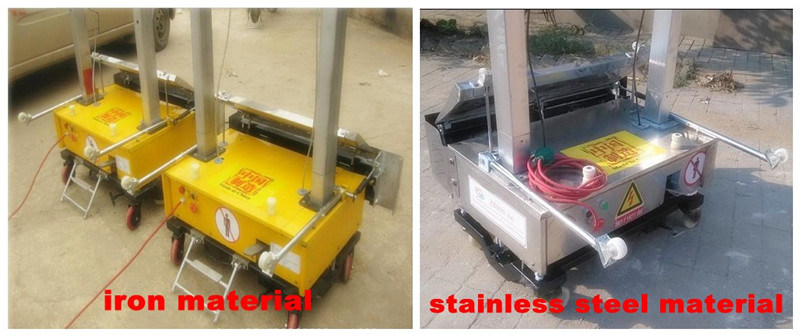 Automatic Wall Plastering Machine (ZB800-4A)