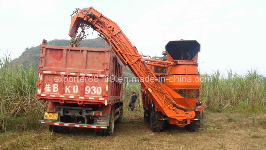 Sugarcane Harvester(260hp,Cummins)