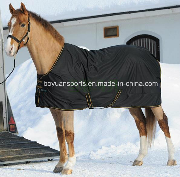 600d/1200d/1680d Waterproof and Breathable Horse Rug Horse Product with OEM/ODM
