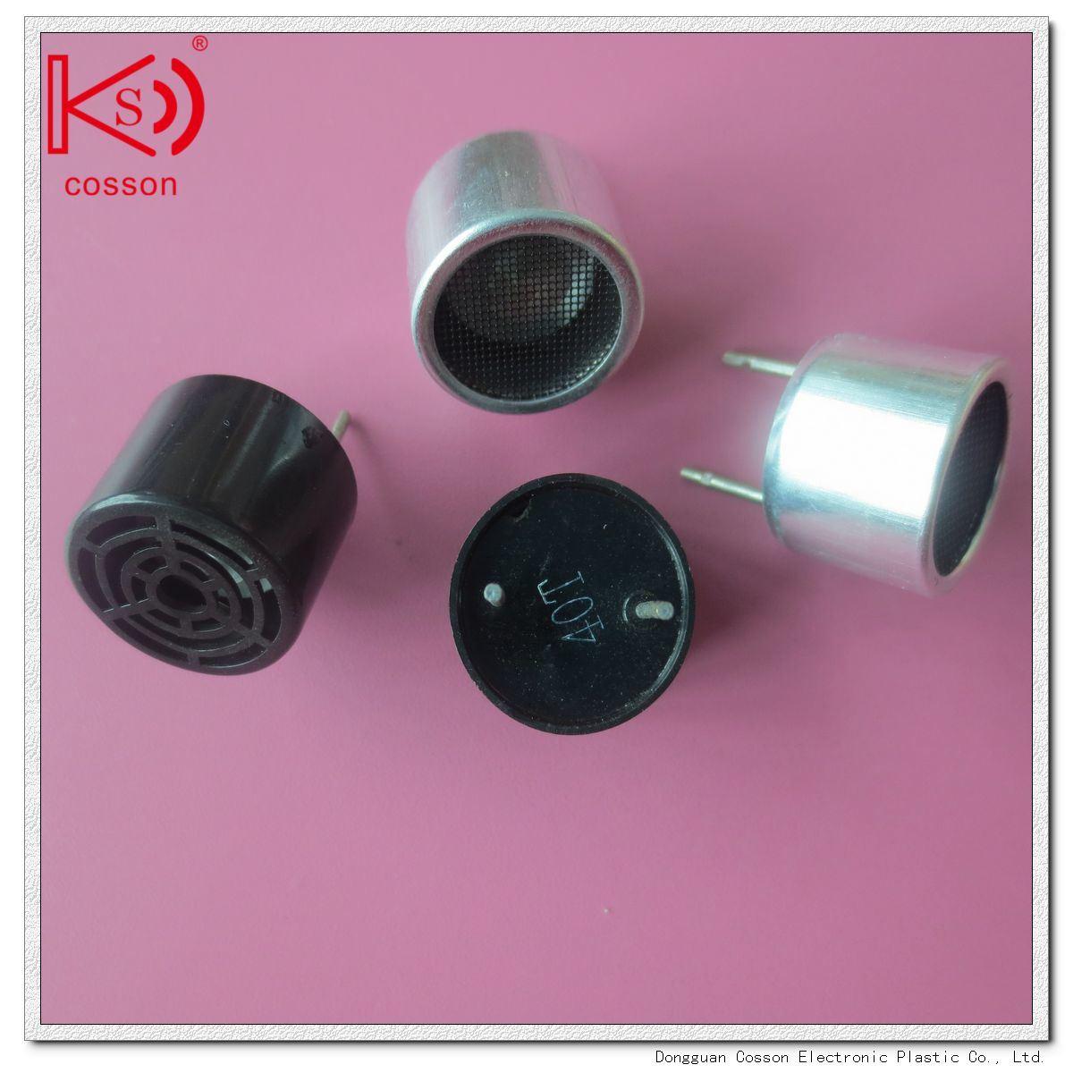 Ultrasonic Transducer 40kHz 16mm Transmitter Receiver Sensor