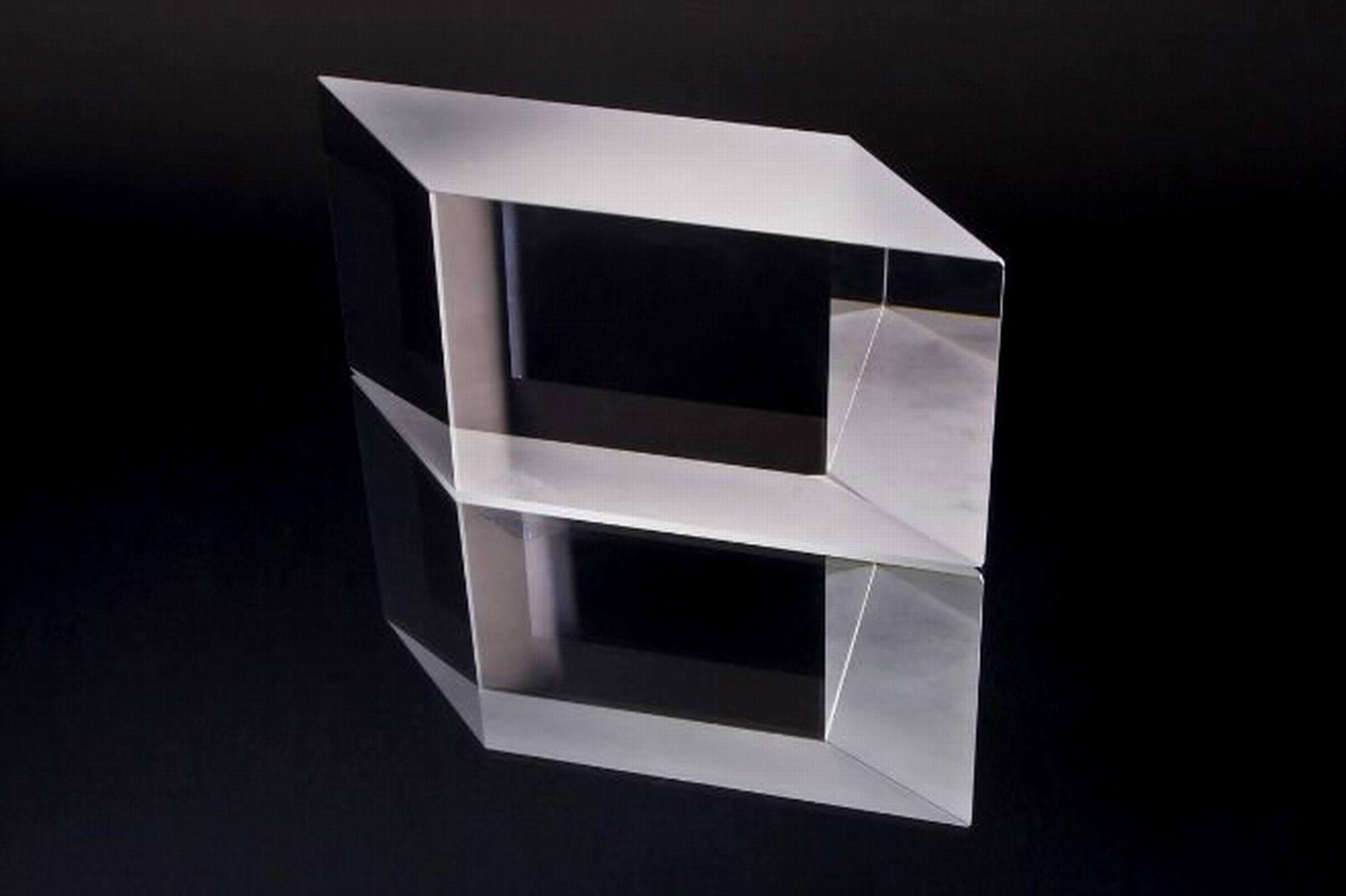 Optical Prism Glass