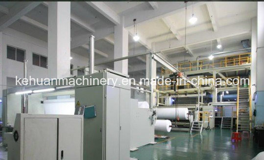 1.6m Three S Production Line for PP Spunbond Non Woven Fabric