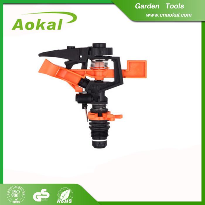 """Sprinkler Irrigation System 1/2""""Plastic Impulse Sprinkler"""