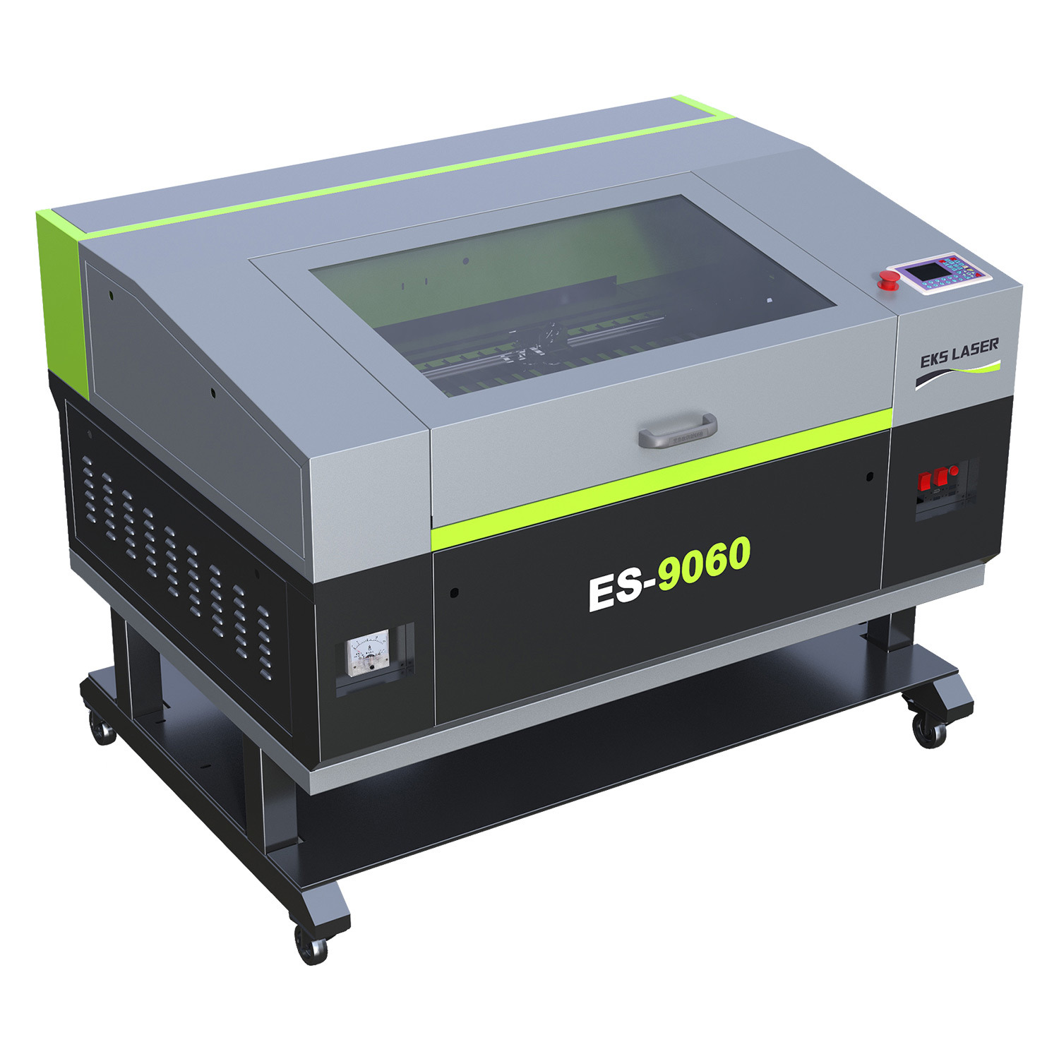 Wood Acrylic Nonmetal of New Top Quality of CO2 Laser Cutting Machine Es-9060