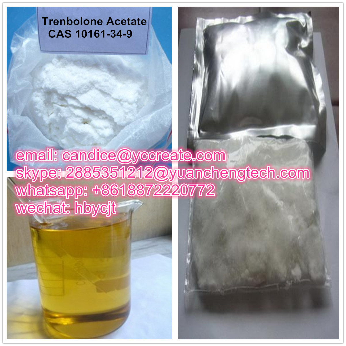 High Quality Trenbolone Acetate