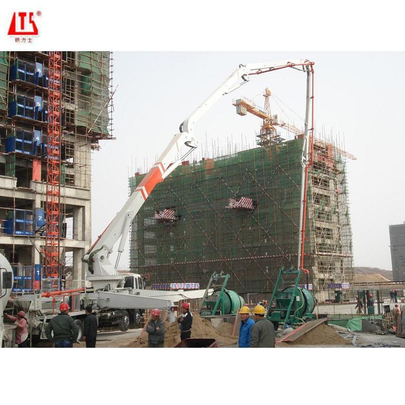 Hongda Brand 52m Concrete Pump with Pump