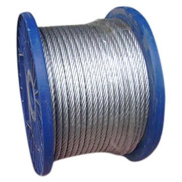 Wire rope – Licht in de badkamer