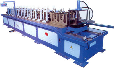 Dry Wall Stud Roll Forming Machine