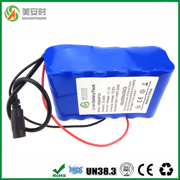 Good Price 12V Lithium Ion Battery 10ah