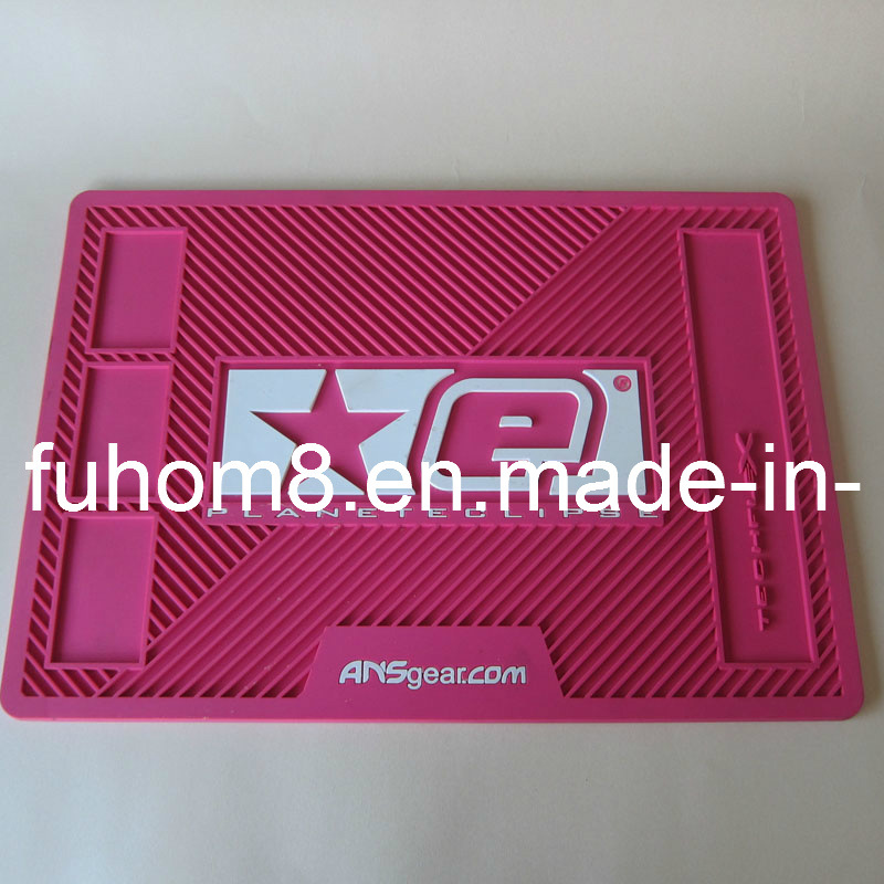 Custom High Quality Soft PVC Rubber Bar Mat