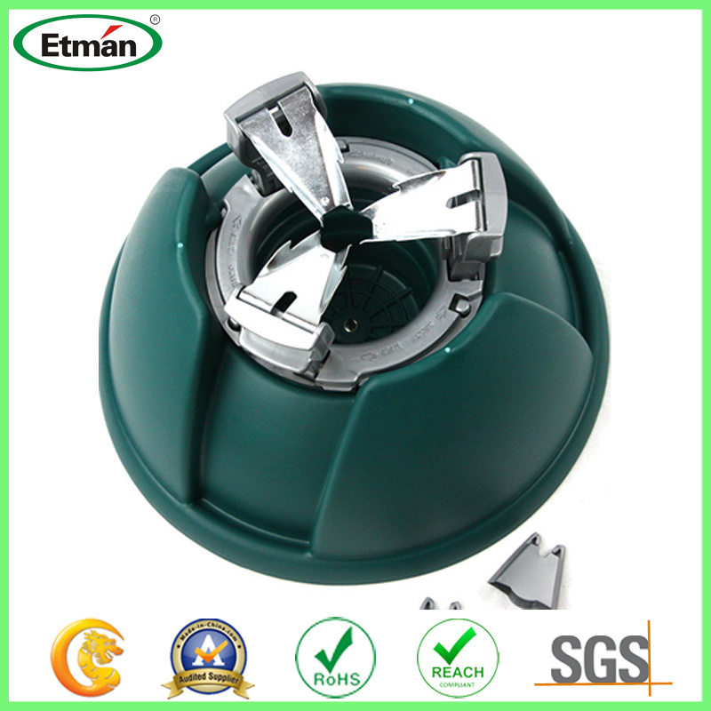 New Style Standard Model Plastic Christmas Tree Stand