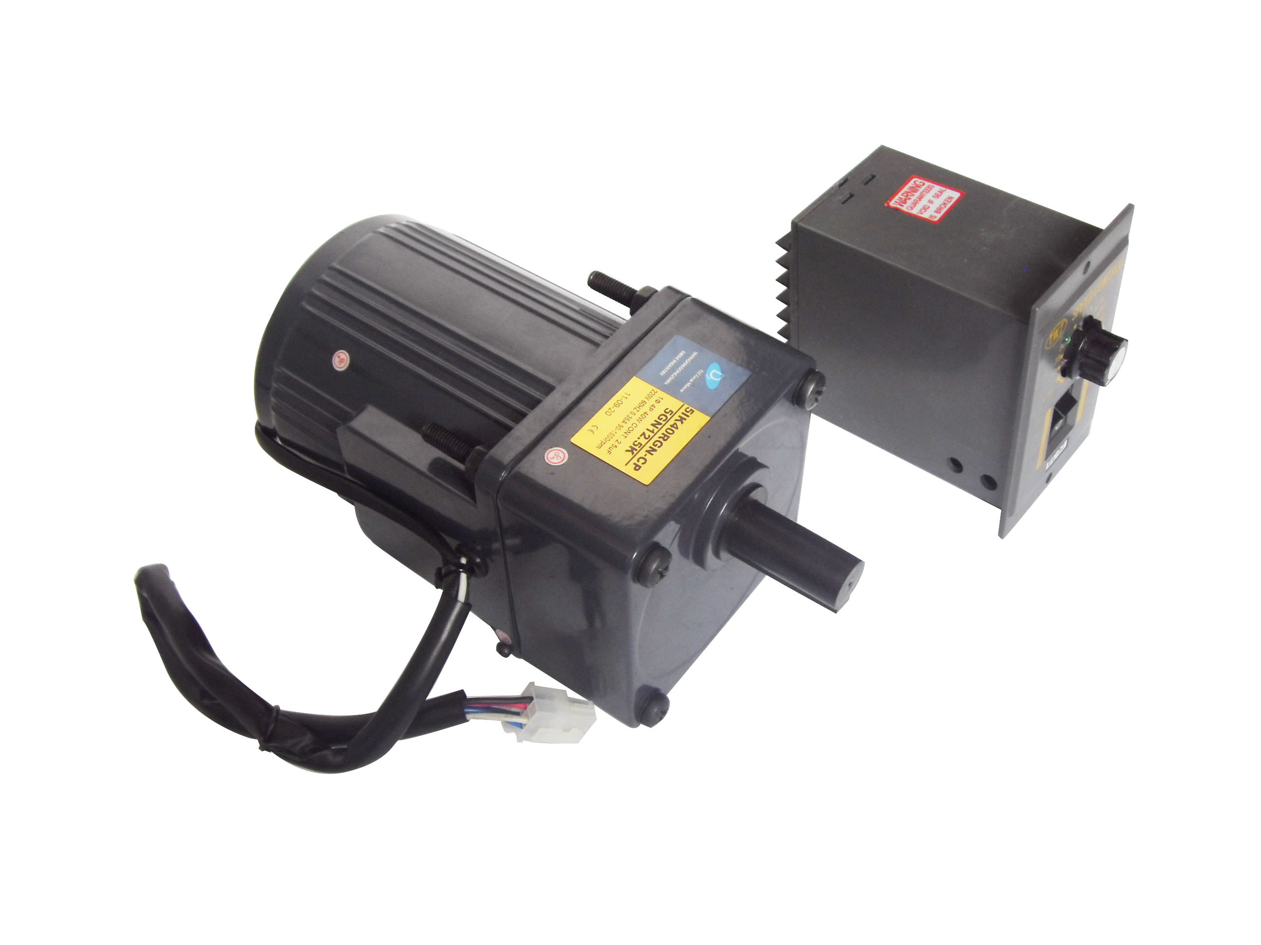 China dc motor worm gearbox dc gear motor supplier Speed control for ac motor