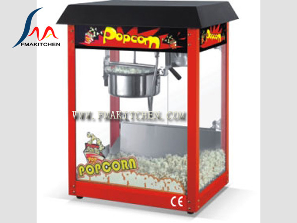 Popcorn Machine/Popper/Commercial Electric Popcorn Machine/Popper Maker, 8 Ounce, Ce Certificates