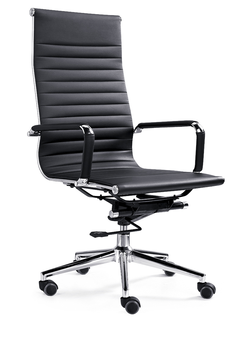 china eames office leather chair fl e01a china office chair mesh chair. Black Bedroom Furniture Sets. Home Design Ideas