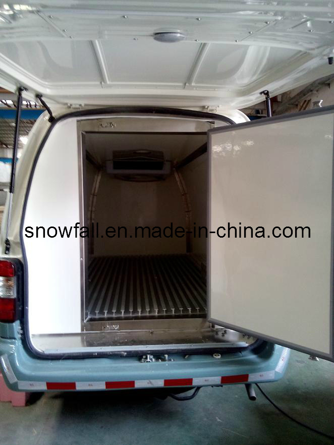 Refrigerated Van Body