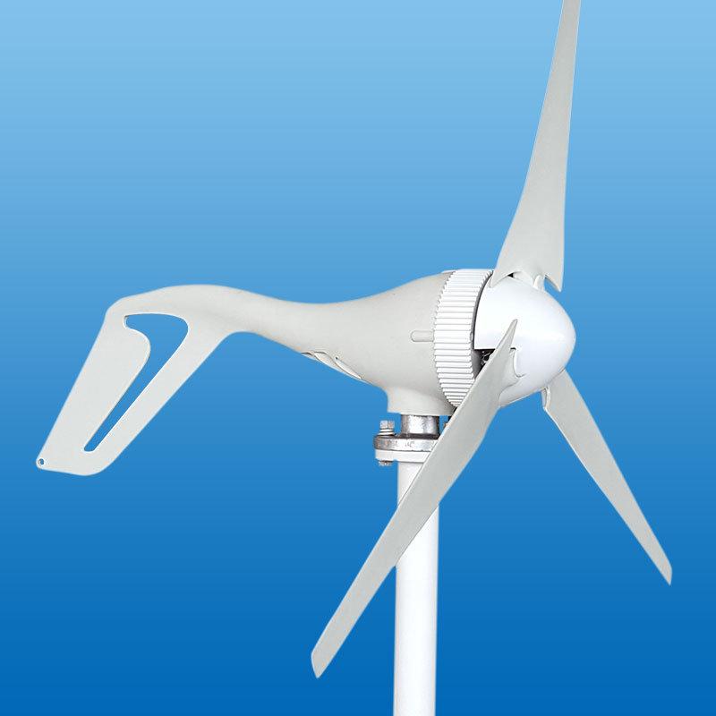 300W/400W Wind Generator Turbine Blades Wind Solar Hybrid for LED Street Light