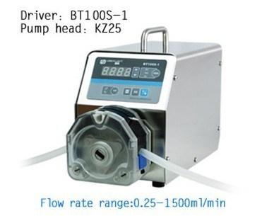 Kz25 Peristaltic Dosing Pump Head