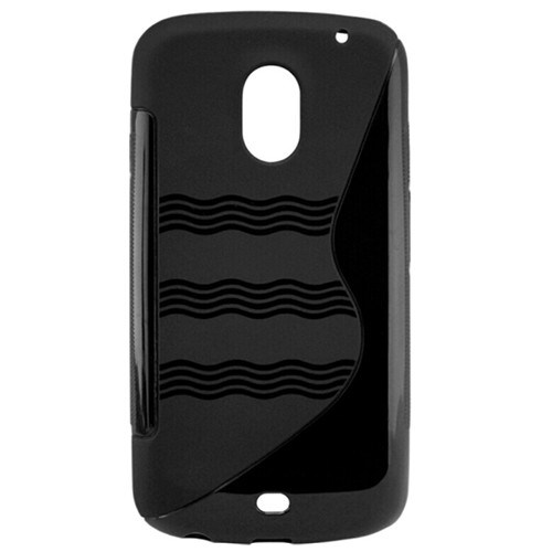 S-Style TPU Cell Phone Case for Samsung/iPhone/HTC/LG