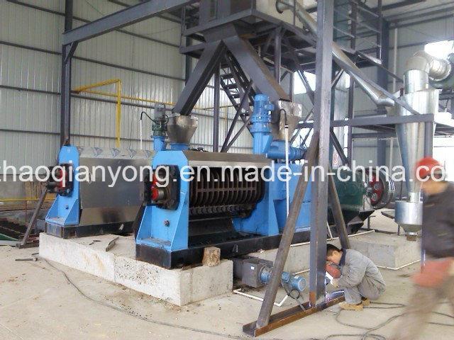 Zx-20L Double Screw Oil Press